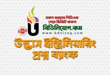 Udvash Engineering Question Bank All Subject