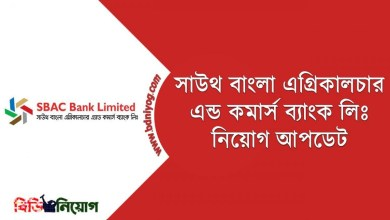 South Bangla Agriculture and Commerce Bank Limited