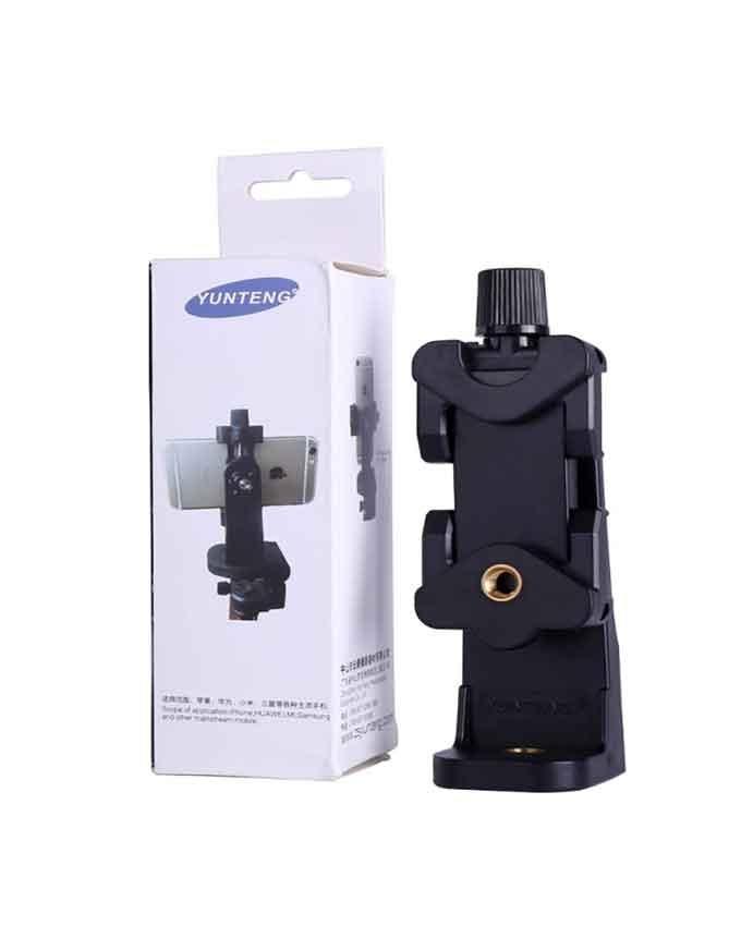 1574063860 Yunteng F-mount Smartphones Tripod Holder