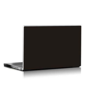 Laptop Skin Matte Black Texture