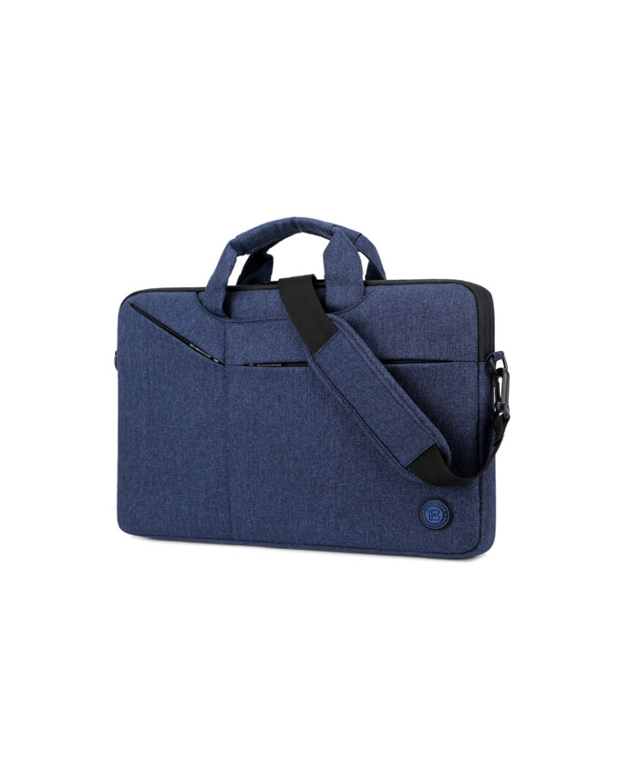 Brinch Laptop Bag bw235 1 Brinch BW-235 Bag For Laptop And Macbook 15 Inch - Blue