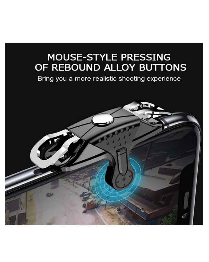 x10 shooting buttons for mobile