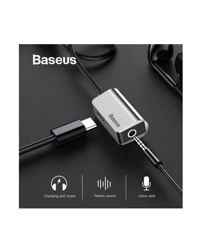 images 1 1 Baseus Audio Converter Type C L40