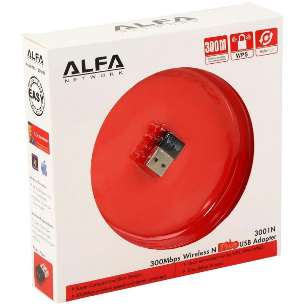 alfa 300mbps wireless usb adapter