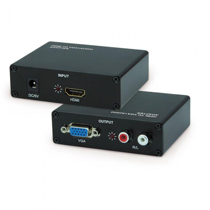 HDMI To VGA Converter Box