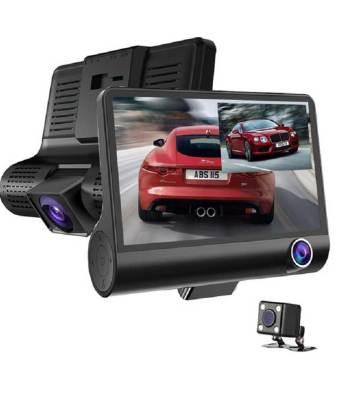 dashcam 3 camera