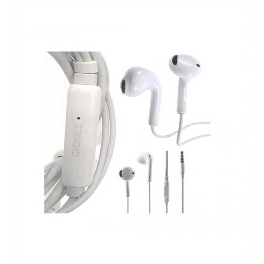 bDonix Gionee Earphone with microphone 2 Gionee Stereo Wired Handsfree With Microphone