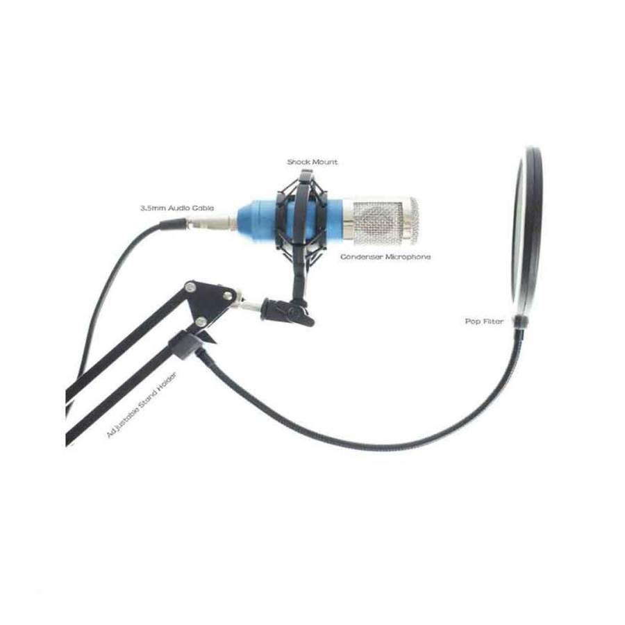 510P2QqHrNL. AC SL1001 BM 800 Condenser Microphone Kit