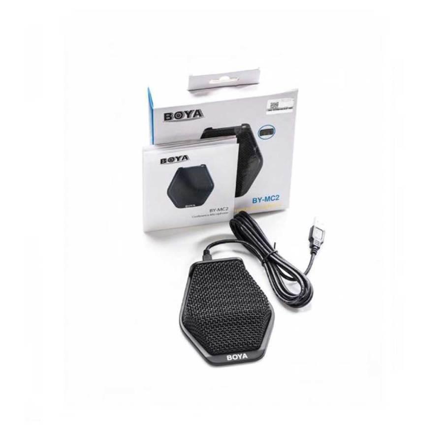 bdonix Boya BY MC2 Conference Mic 8 Boya MC2 Conference Call Microphone