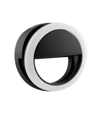 mini selfie ring light