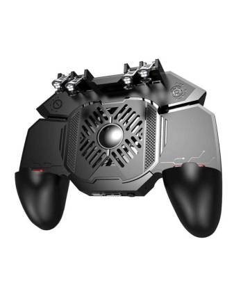 pubg controller with cooling fan