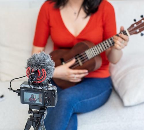 boya mm1 plus 2 Boya MM1+ Wireless Universal Cardioid Microphone