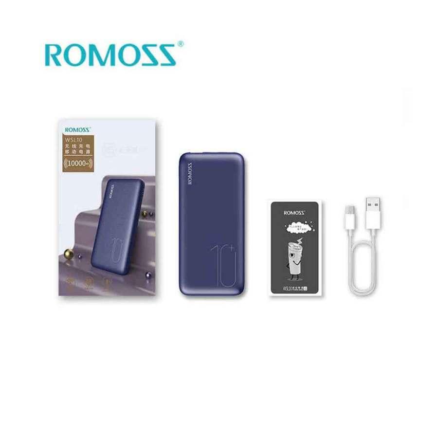 Romoss battery bank