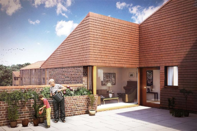 Elderly Demand Better Homes Analysis Building Design