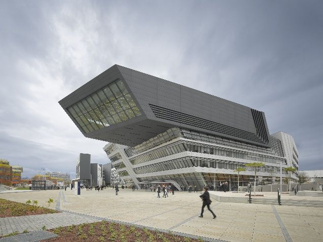 Library and Learning Centre Vienna