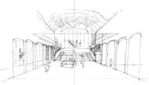 Hazlegrove Preparatory School by Feilden Fowles Architects