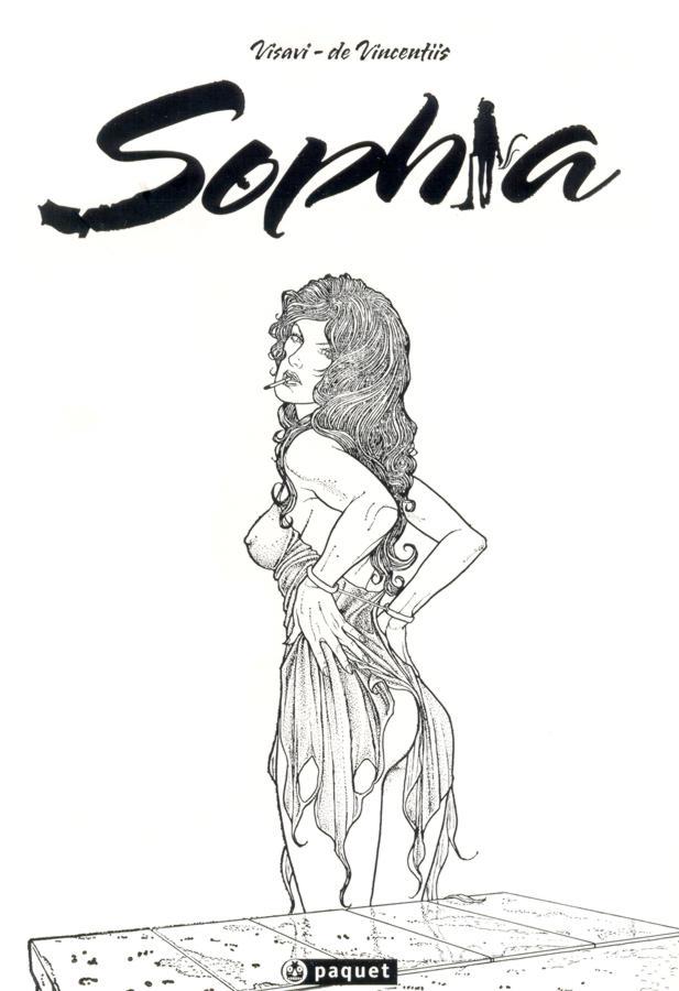 Série BD : Sophia (Paquet)