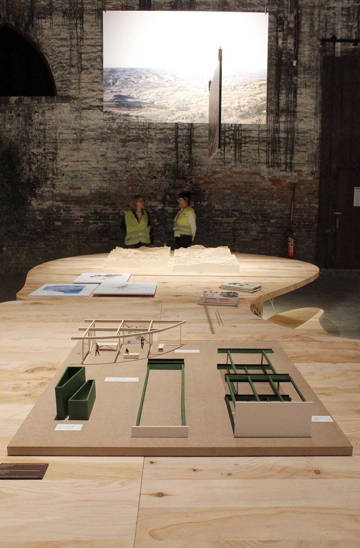 Arcipelago Italia_Biennale Venezia_2018_BDRbureau_model