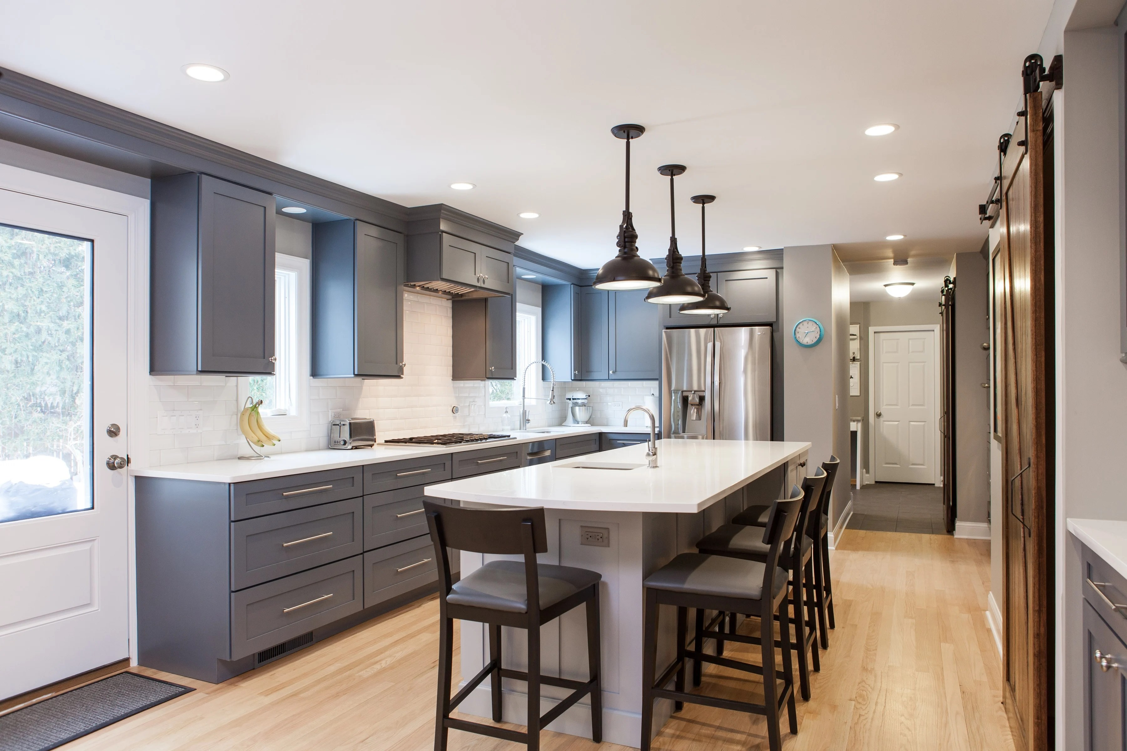 Ideal Kitchen Layout Options And