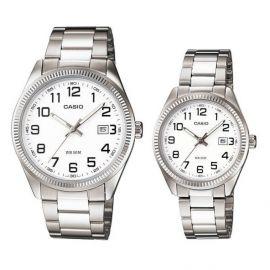 Buy Casio Couple Watch- Gents & Ladies (MTP/LTP-1302D-7B