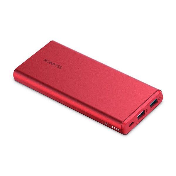 Baterie externa Romoss GT Pro, 10000 mAh QC 3.0