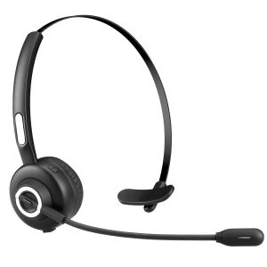 Casti audio BT 5.0 Call Center WHBM97
