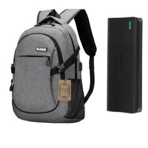 Pachet Sense 15,15k mAh, & rucsac laptop port USB extern