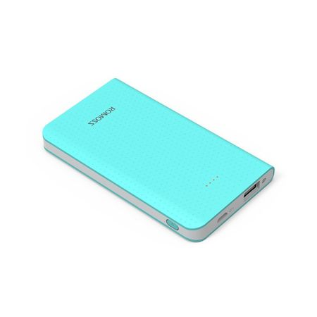 Baterie externa Sense mini, 5000 mAh, albastru