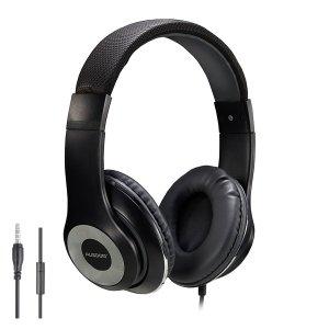 Casti audio cu fir Ausdom F01 Negru