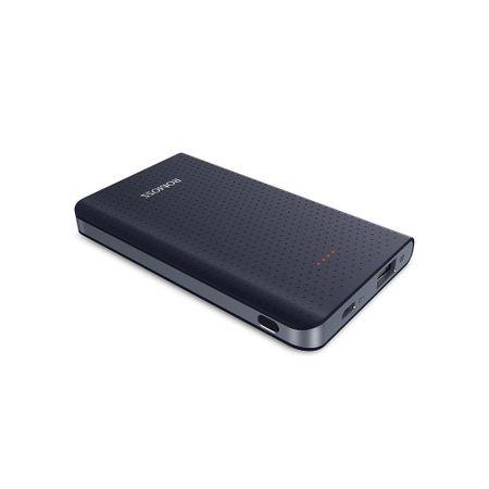 Baterie externa Sense mini, 5000 mAh, negru