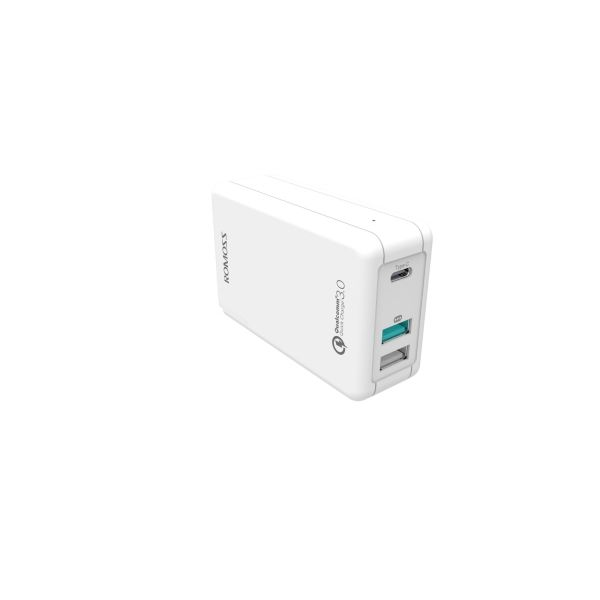 Romoss Power Cube - Quick Charge 3.0, Type C
