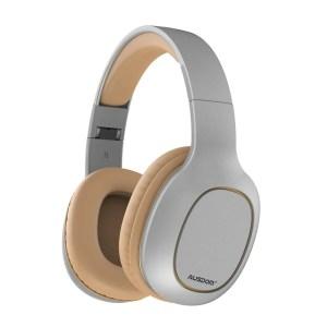 Casti audio BT 5.0 Ausdom M09 Silver