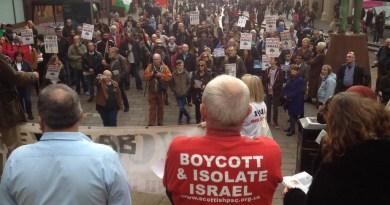 Foto Facebook / BDS-Movement