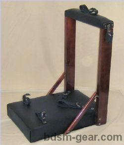 Portable Wooden Kneeler