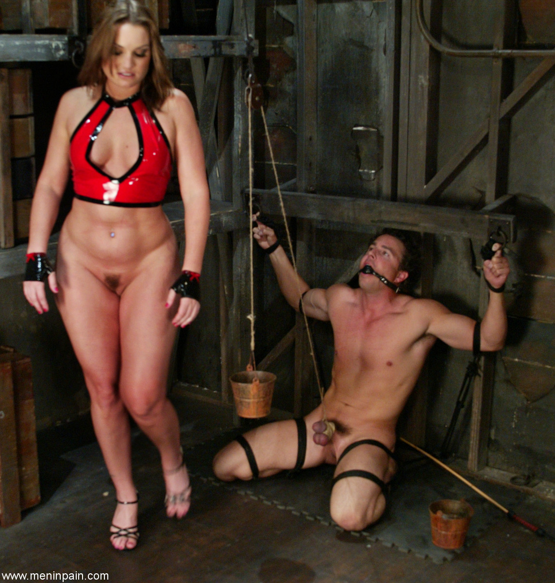 First Time Bdsm Training