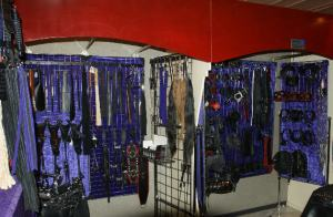 BDSM shop