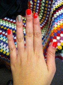 Finger Flagging
