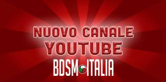 Canale YouTube di BDSM Italia