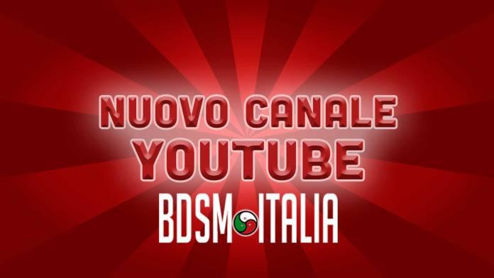 Canale YouTube di BDSM Italia