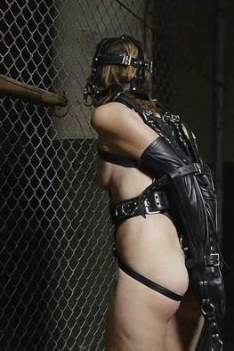 Pretty Pony Girl Trained Hard Wearing Single Sleeve Arm Binder