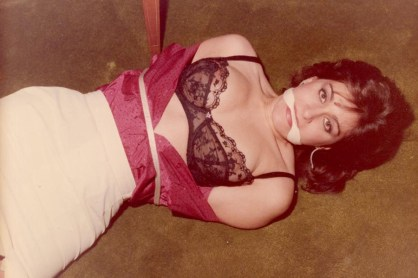 Sexy Vintage Housewives Tied Up, Gagged and Degraded for Punishment