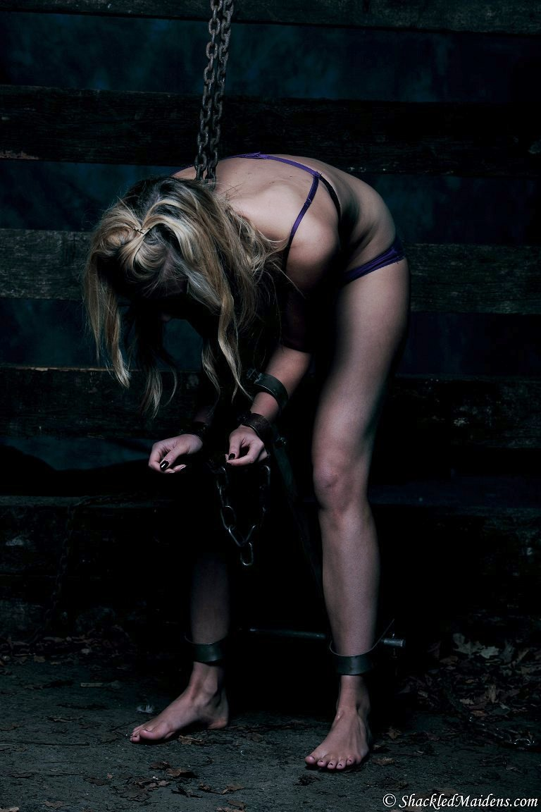BDSM galleries  Shackled Maidens