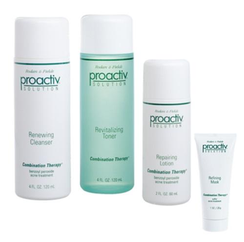 Proactiv Plus Acne Treatment Kit - 3-Step System + Mask ...
