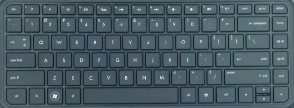 hp 1000 laptop keyboard