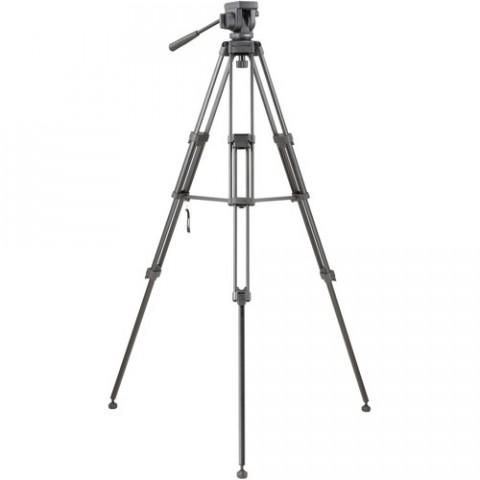 Libec TH-650HD Camera Tripod 59 Inch Height Two-Stage Leg