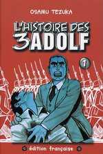 BD L'Histoire des 3 Adolf