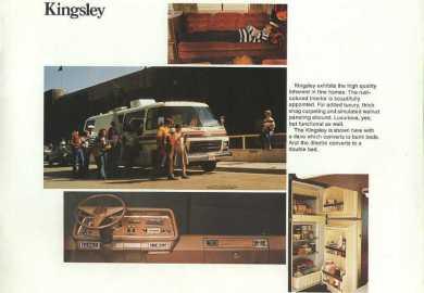 1976 Gmc Midas Motorhome