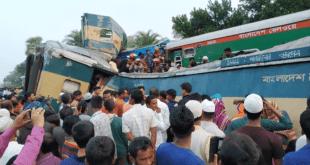 ঢাকা-চট্টগ্রাম রেলপথে