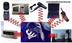Potential Health Complications And Diseases Due To Electromagnetic Wave Pollution, Collcted Unique Picture No-00011.
