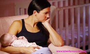 About Postpartum Abasement or, Depression - Definition, Symptoms, Causes And Babyish Blues, Collected Unique Picture No-0016........